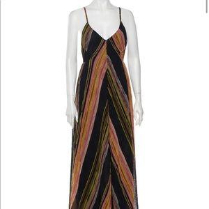 Apiece Apart striped long dress